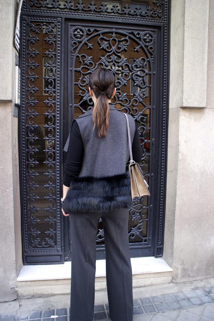 conjunto Carolina Herrera Gucci Dionysus amaras la moda paula fraile7
