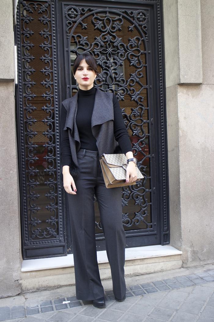 conjunto Carolina Herrera Gucci Dionysus amaras la moda paula fraile9