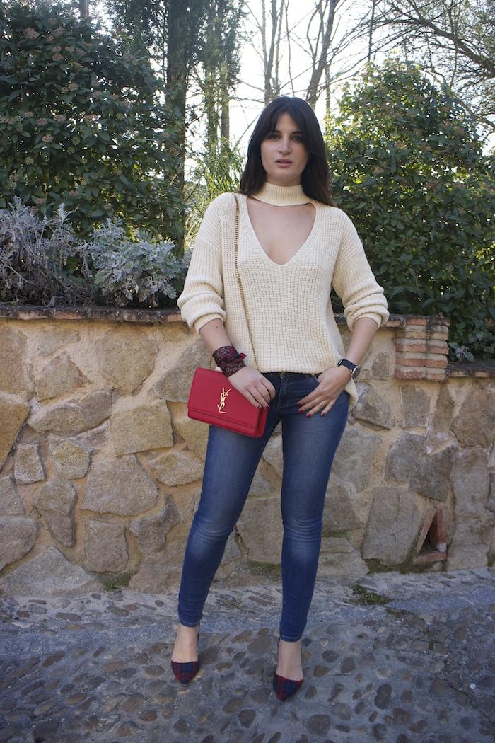 embajadora henry london amaras la moda jeans jersey zara reloj.5