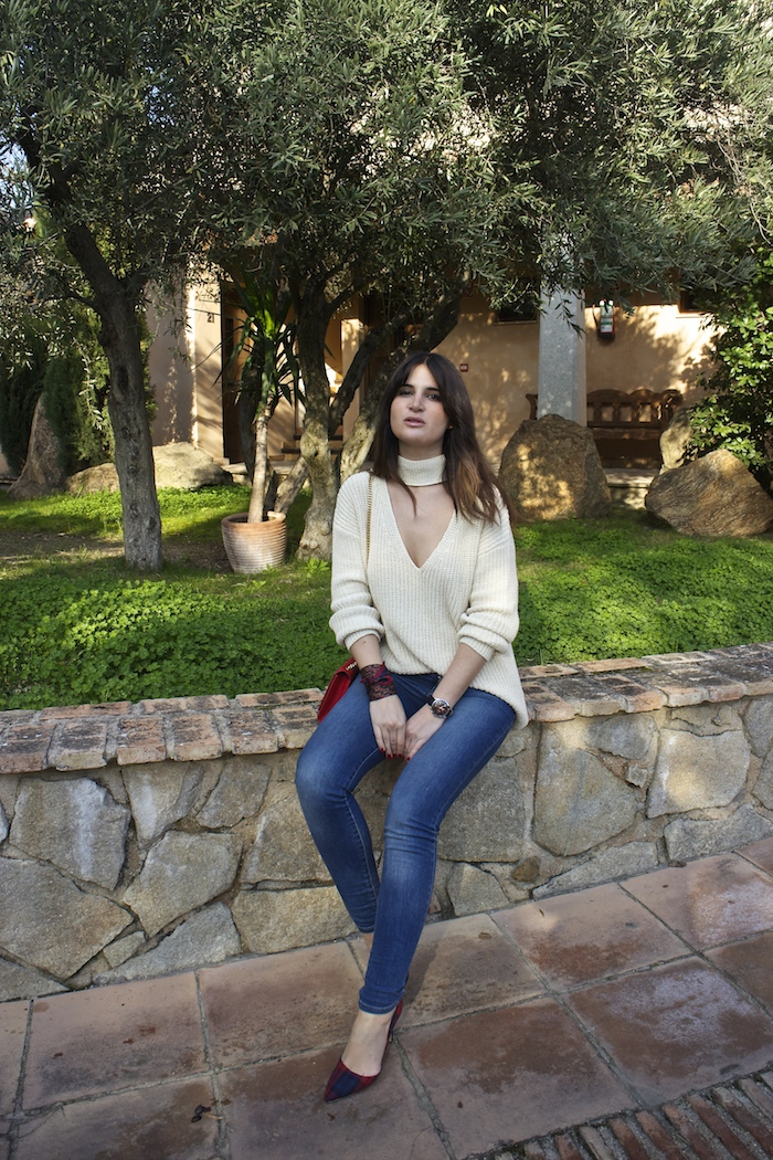 embajadora henry london amaras la moda jeans jersey zara reloj.9