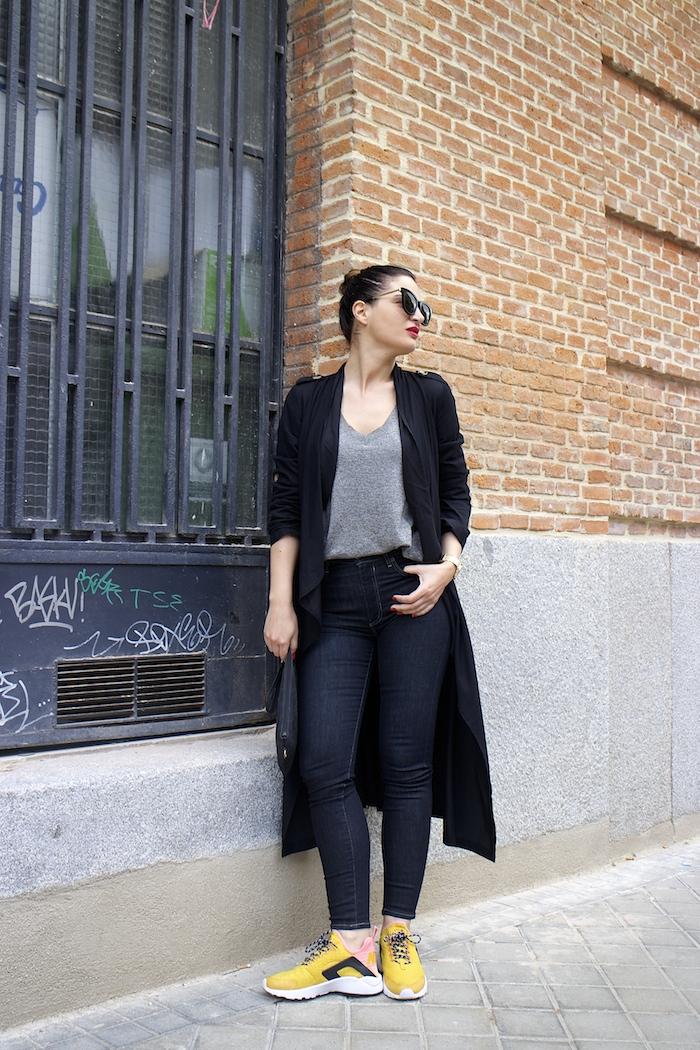 huarache nike ediciñon limitada levis jeans monglam sunnies amaras la moda paula fraile4
