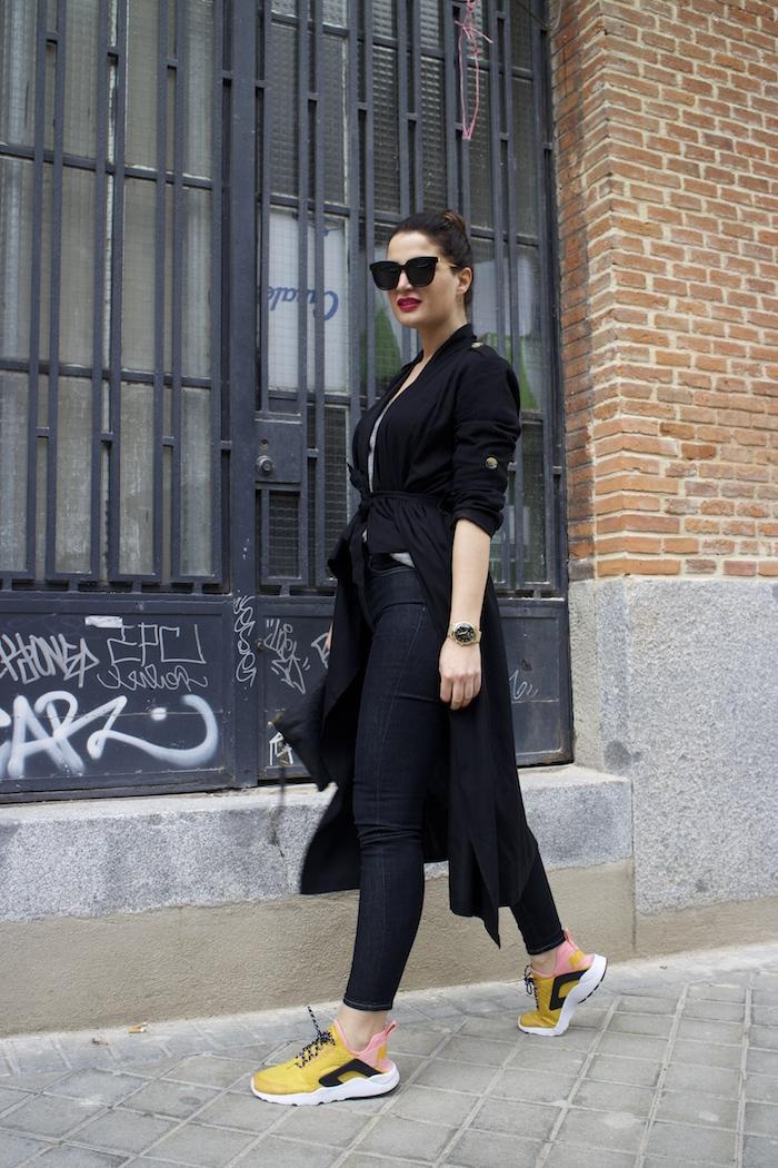 huarache nike ediciñon limitada levis jeans monglam sunnies amaras la moda paula fraile7