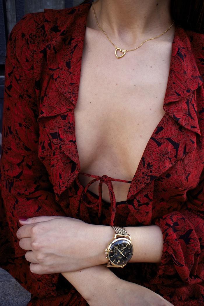 vestido Zara reloj henry london amaras la moda gafas monglam amaras la moda paula fraile15
