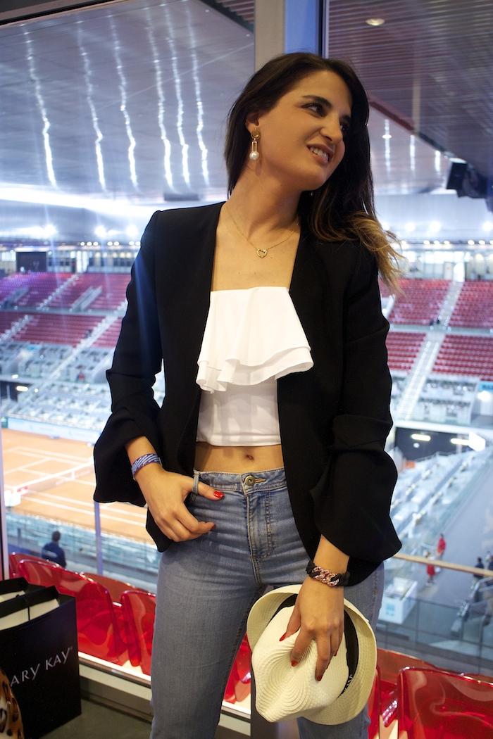 embajadora the rubz pulseras Paula Fraile amaras la moda open de madrid.4
