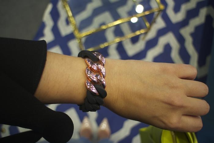 embajadora the rubz pulseras Paula Fraile amaras la moda open de madrid.6