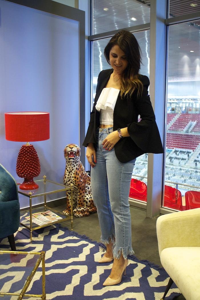 embajadora the rubz pulseras Paula Fraile amaras la moda open de madrid