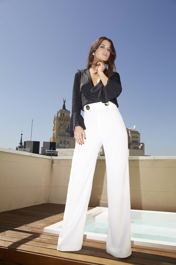 conjunto Zara iberostar Las letras amaras la moda Paula Fraile11
