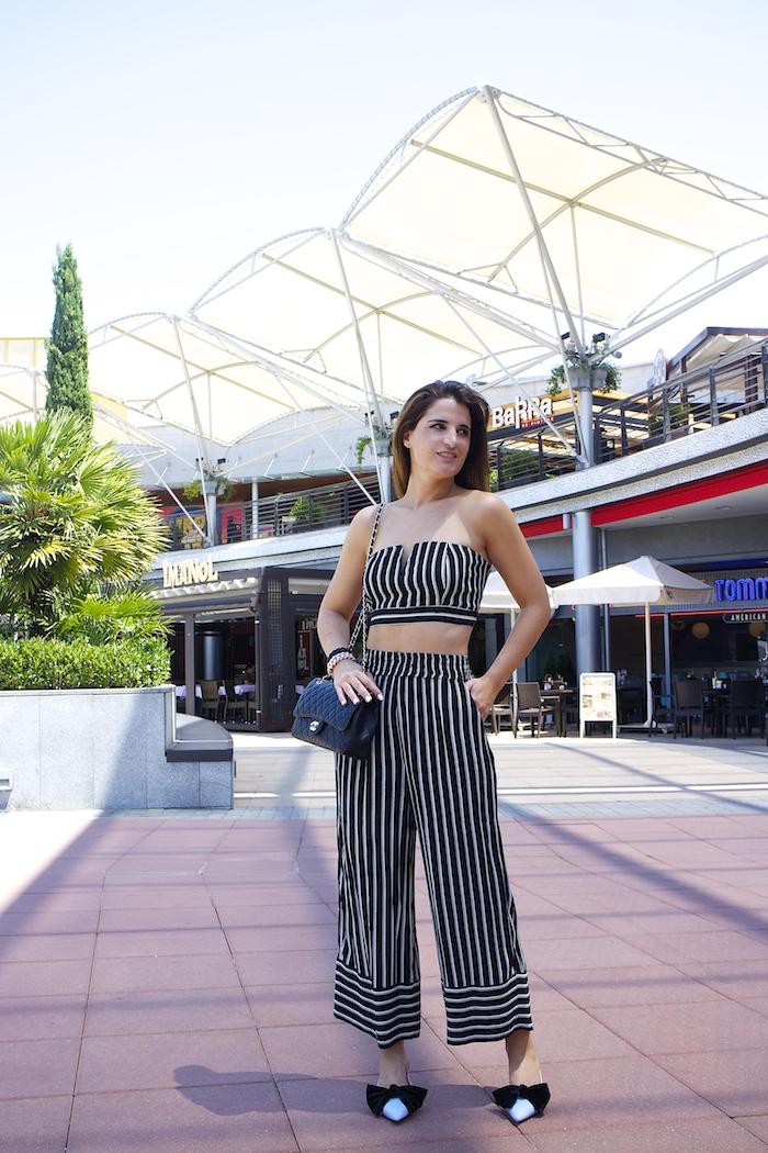 embajadora the rubz amaras la moda paula fraile bershka zara