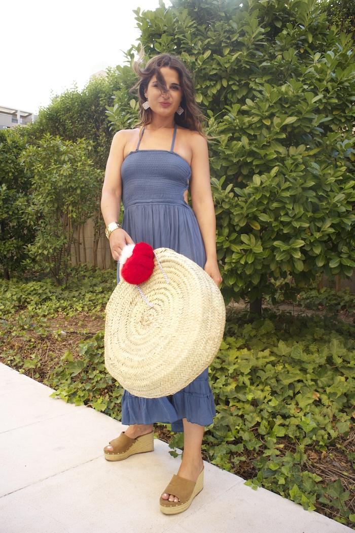 vestido lightinthebox cesta redonda amaras la moda paula fraile8