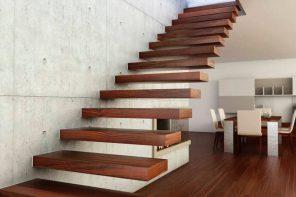 ¡Bienvenidos al maravilloso mundo de las escaleras!